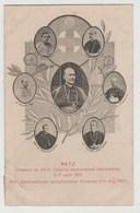 CPA METZ Orateurs Du XVIIIè Congrès Eucaristique International 6-11 Août 1907 - Metz