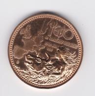 1 Euro Ville De Chatenay Malabry 1998  UNC - EURO