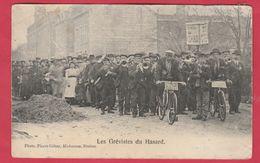Micheroux - Les Grévistes Du Charbonnage Du Hasard ( Voir Verso ) - Soumagne