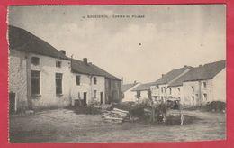 Rossignol - Centre Du Village - 1921 ( Voir Verso ) - Tintigny