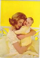 FANTAISIE---Bébé + Maman---voir 2 Scans - Neonati