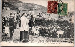20 - Scènes Et Types De Corse - La Bénédiction Des Cochons - France