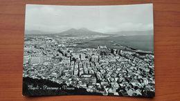 Napoli - Panorama E Vesuvio - Napoli
