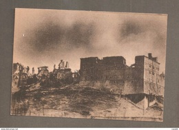ABBAZIA MONTECASSINO DISTRUTTA DALL'AVIAZIONE ANGLO-AMERICANA 1944 - CARTOLINA NON VIAGGIATA - Italy