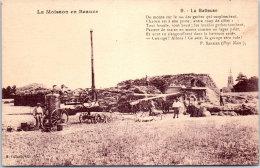 28 Type De La Beauce - La Moisson, La Bateuse - France