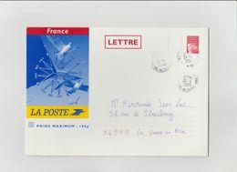 France : A VOIR !!! Lot De 20 Lettres Avec Des Affranchissements Très Intéressants - - Marcofilie (Brieven)