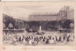 CPA - LUNEVILLE Au XVIIIe S -le Château, Le Rocher - Luneville