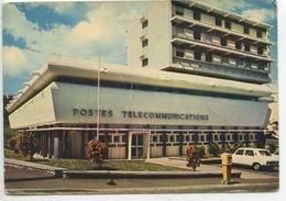Ile De La Réunion : L'Hotel Des Postes à Saint Pierre (télécommunications) - Saint Pierre
