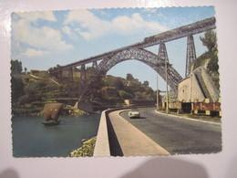 CPSM PORTUGAL PORTO Le Pont D. Marie 1968 T.B.E. - Porto