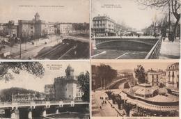18 / 2 / 440  -    LOT  DE  20  CPA  DE  PERPIGNAN  ( 66 ) Toutes Scanées - Cartes Postales