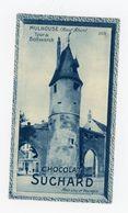 CHOCOLAT SUCHARD - VUES DE FRANCE - 205 - MULHOUSE, TOUR DE BOLLWERCK (HAUT-RHIN) - Suchard