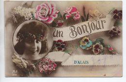 UN BONJOUR D'ALAIS / ALES (30) - Alès