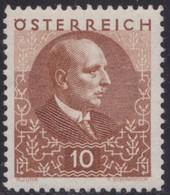 Osterreich     .     Yvert  .       393       .     **    .          Postfrisch  .     /   .    Postfris - 1918-1945 1ste Republiek