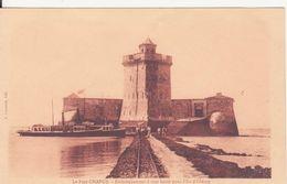 CPA - Le Fort CHAPUS - Embarquement à Mer Basse Pour L'île D'oléron - Ile D'Oléron