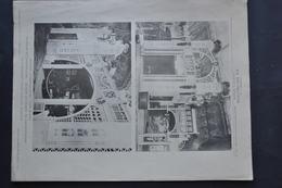 LA DECORATION ANCIENNE ET MODERNE DE MOTIFS D' ARCHITECTURE ET DE SCULPTURES - PAVILLON DE L' AGRICULTURE  EXPO 1900 - Vieux Papiers