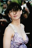 PHOTOS MAXI COULEUR DE PRESSE FORMAT 20CM/30CM : SOPHIE MARCEAU AU FESTIVAL DE CANNES EN 2006 - Célébrités