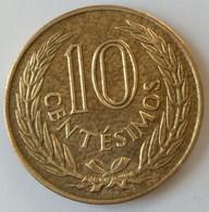 URUGUAY - 10 Centesimos 1960 - Ni-Lai - - Uruguay