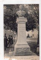 V11952 Cpa 87 Laurière - Le Général Thomas, Inauguration Du Monument - Lauriere