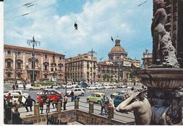 CATANIA - FONTANA DELL'AMENANO PARCHEGGIO AUTO - Catania