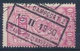 "TR 141 - ""GENT-DAMPOORT 3 - GAND-Pte D'ANVERS"" - (ref. LVS-19.699) - Chemins De Fer"
