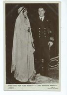 Postcard Royal Family Rp Comm. Ther Hon. Alex Ramsey And Lady Patricia Ramsay   Unused Beagles - Case Reali