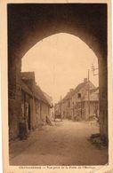 CHATEAUROUX  - Vue Prise De La Porte De L'Horloge - Chateauroux