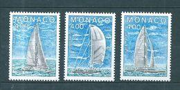 Monaco Timbres De 1985   N°1488 A 1490  Neufs ** - Neufs