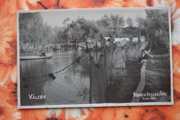 Ukraine. Danube Delta.  Vilkovo. Ukrainian Venice - POSTCARD ROMANIA - VALCOV -Strada Pescarilor  - FOTO BENERAF - Ukraine