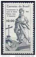 1964 BRESIL 765**  Sculpteur Lisboa - Ungebraucht