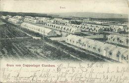 AK Elsenborn / Bütgenbach Eupen - Malmedy Truppenlager 1905 #01 - Eupen Und Malmedy