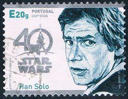 Portugal - Star Wars : Han Solo (année 2017) Oblit. - 1910-... République