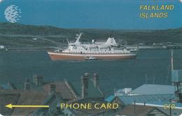 Falkland Islands - Explorer Ship - Fine Used - Falkland Islands