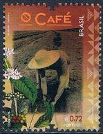 Portugal - Culture Du Café : Brésil 3959 (année 2014) Oblit. - 1910-... République