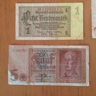 Allemagne.Lot Billets 1,5,10,20 Reichsmark - Other