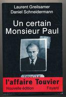 UN CERTAIN MONSIEUR PAUL - Boeken