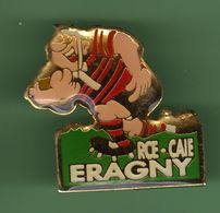 RUGBY ***  RCE-CAIE ERAGNY *** A063 - Rugby