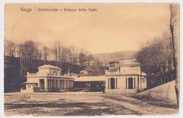 1913 - FIUGGI - Stabilimento E Palazzo Della Fonte - C111 - Frosinone