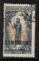 CAMEROUN  Scott # 154 VF USED - Cameroun (1915-1959)