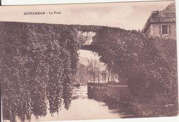 CPA -  BETHARRAM  - Le Pont - France