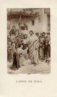 Santino Antico L'APPEL DE JÉSUS - PERFETTO P7- - Religione & Esoterismo