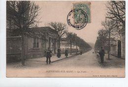 BONNIERES SUR SEINE (78) - LA POSTE - Bonnieres Sur Seine