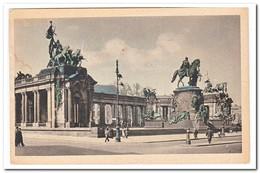 Berlin, National Denkmal - Duitsland