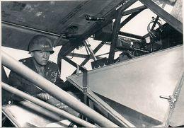 Général George Patton Embarque à Bord D'un Avion Piper Cub - Reproductions