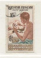 POLYNESIE  ( DT - 360 )   1958  N° YVERT ET TELLIER  N° 1 - Oblitérés