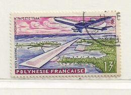 POLYNESIE  ( DT - 362 )   1958  N° YVERT ET TELLIER  N° 5 - Oblitérés