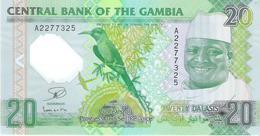 Gambia - Pick 30 - 20 Dalasis 2014 - 2015 - Unc - Commemorative - Gambie