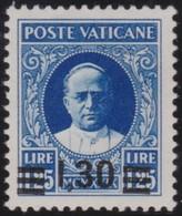 Vatican     .     Yvert  .     61      .     *    .          Ongebruikt   .     /   .    Mint-hinged - Vaticaanstad