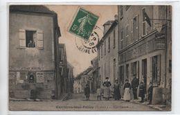 CARRIERES SOUS POISSY (78) - RUE CARNOT (ETAT) - Carrieres Sous Poissy