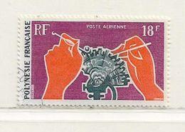 POLYNESIE  ( DT - 383 )   1970  N° YVERT ET TELLIER  N° 36 - Oblitérés