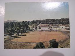 CPSM PORTUGAL LISBONNE Camping Monsanto  1967 T.B.E. Par Avion - Lisboa
